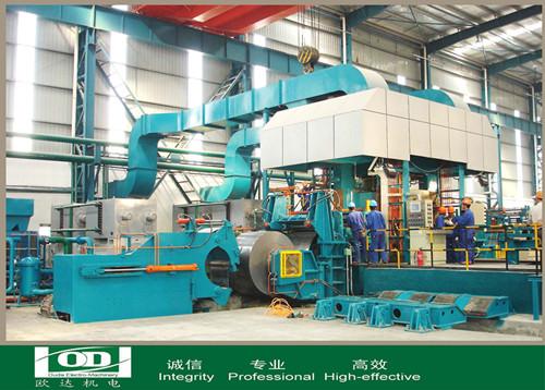 普碳钢12辊可逆冷轧机组