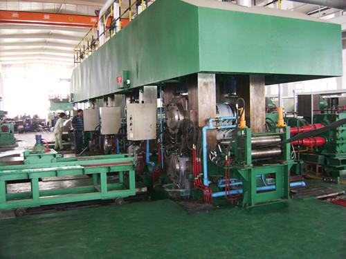普碳钢五连轧机组