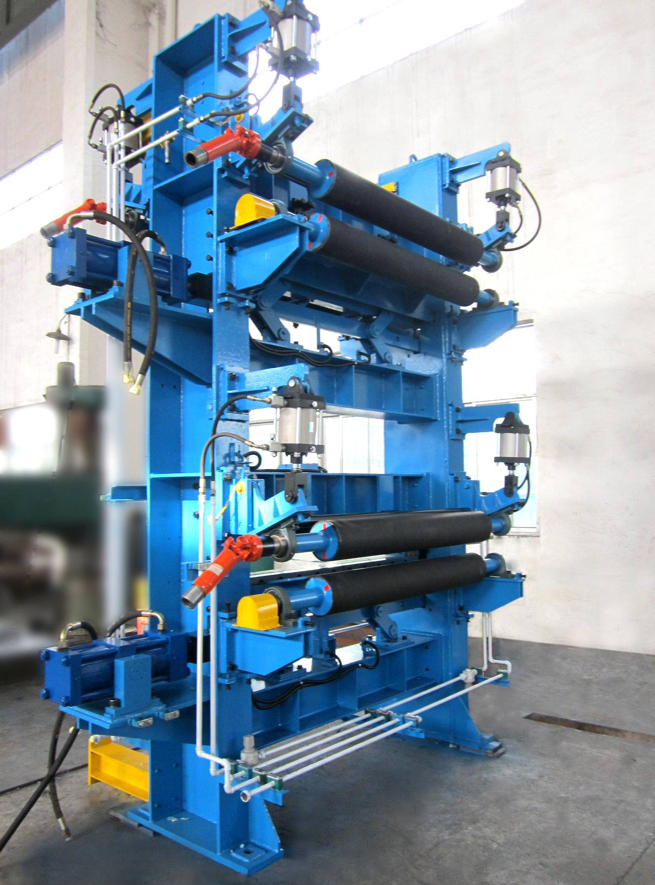 double-layer shear