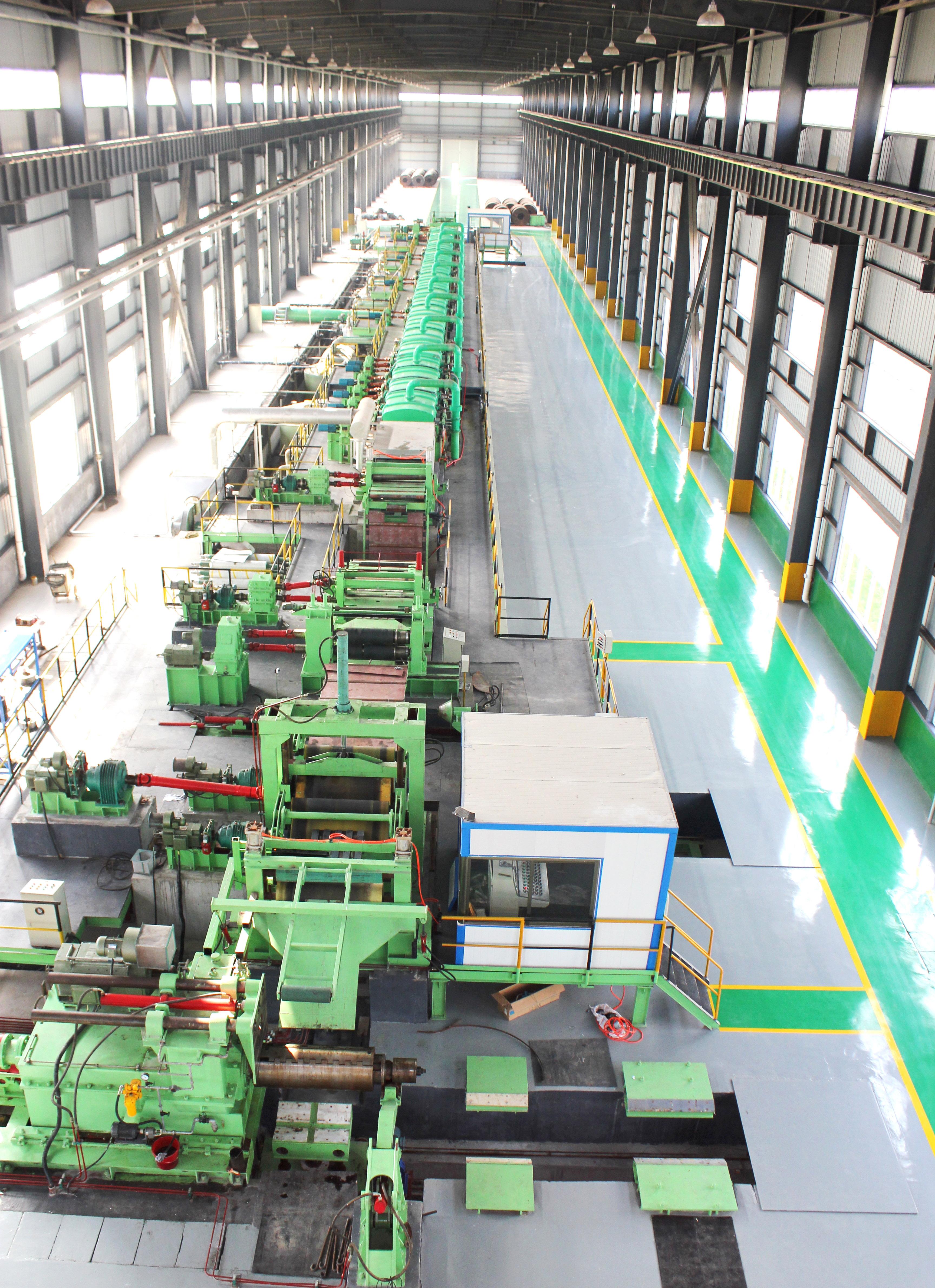 Carbon Steel Pickling Line