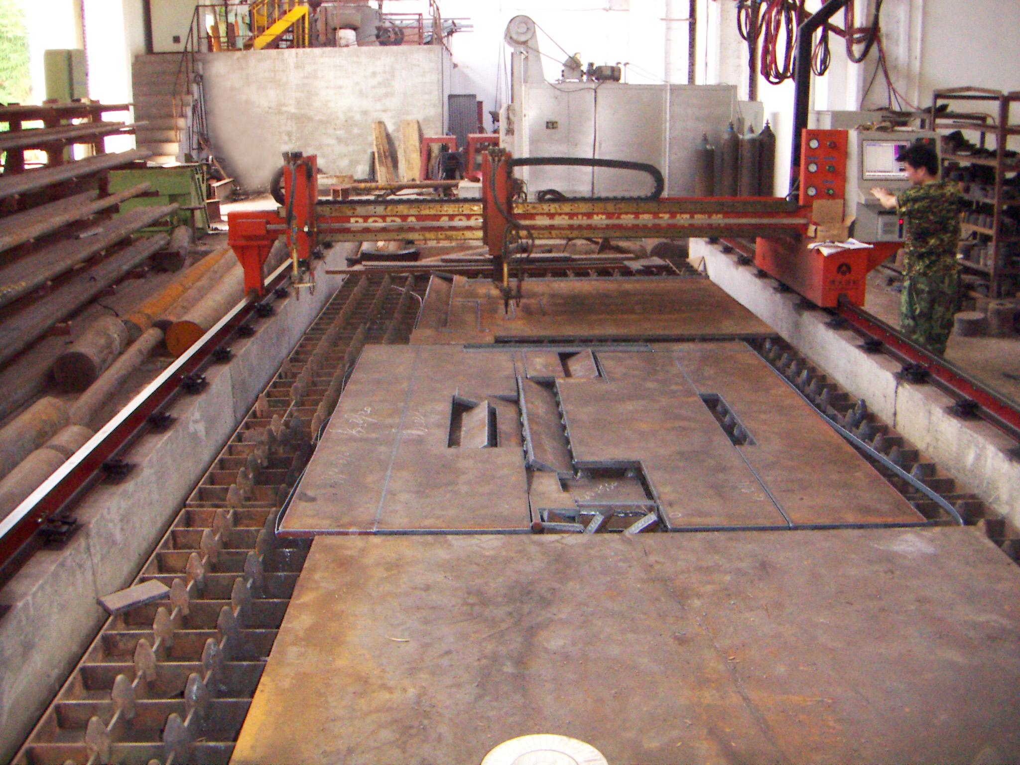 Numberical Control Cutting Machine