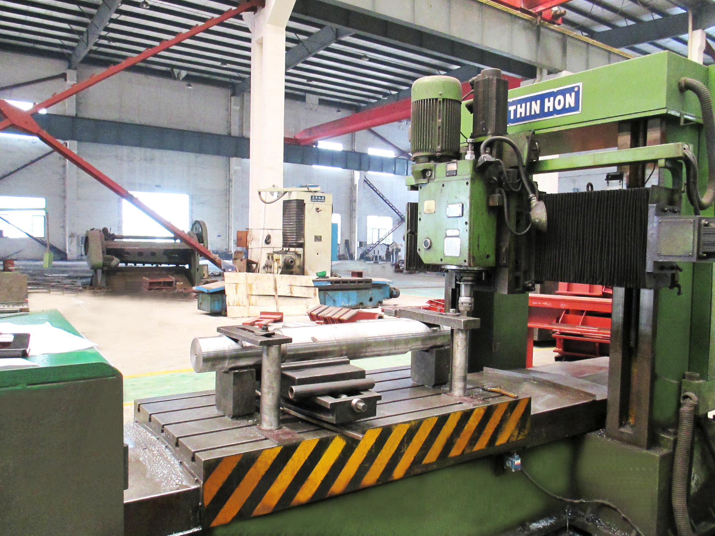NC Gantry Milling Machine