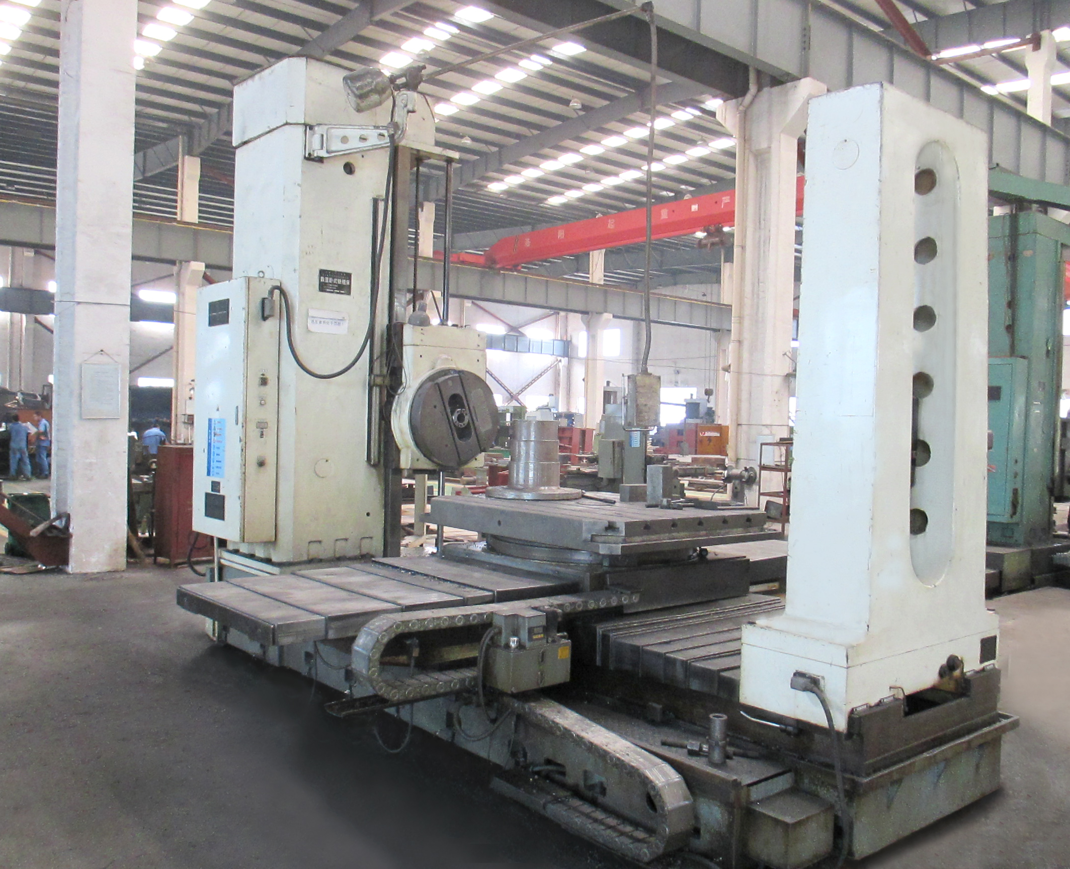 NC Boring and Milling Machine